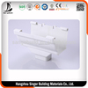 PVC Rain Gutter Suppliers and Manufacturers, building material PVC gutter