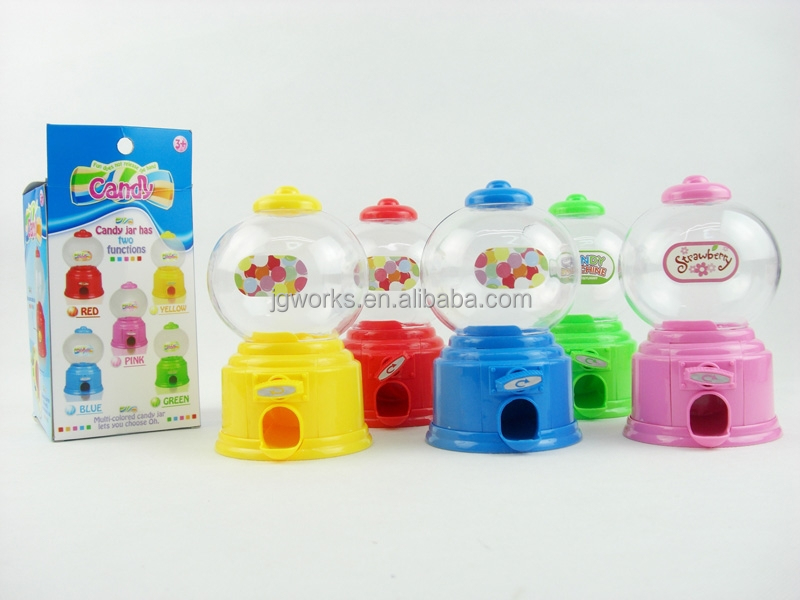 Newest Low Price Candy Dispenser Candy Machine Toy for Wholesale