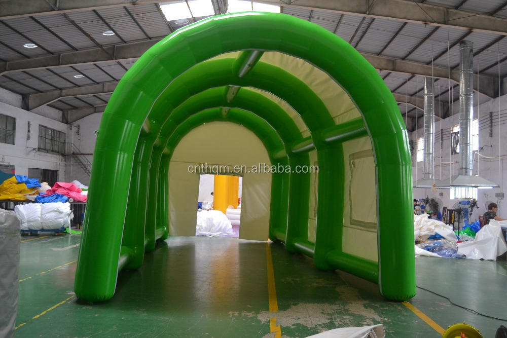 Inflatable Car Garage : Inflatable garage car tent