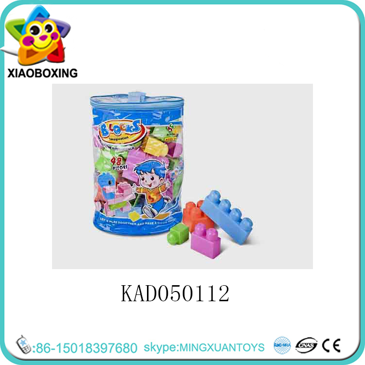 High quality creative colorful building blocks