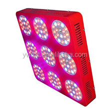 2017 hot sale led grow light greenhouse hydroponics plant tissue culture