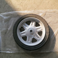 electric rickshaw spare parts front tyre
