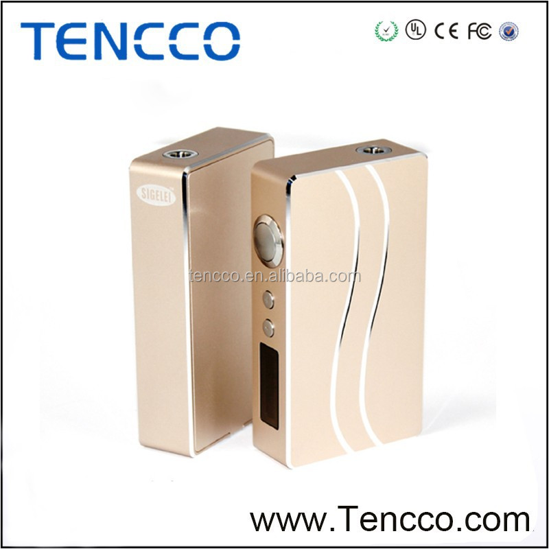 Best e-cig Sigelei 100w plus, original Sigelei 100 watt plus, Sigelei mod 100w plus e cigarette wholesale