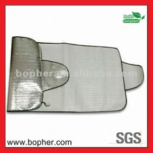 custom foldable car windshield snow cover