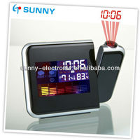 Newest Led Star Projection Clock