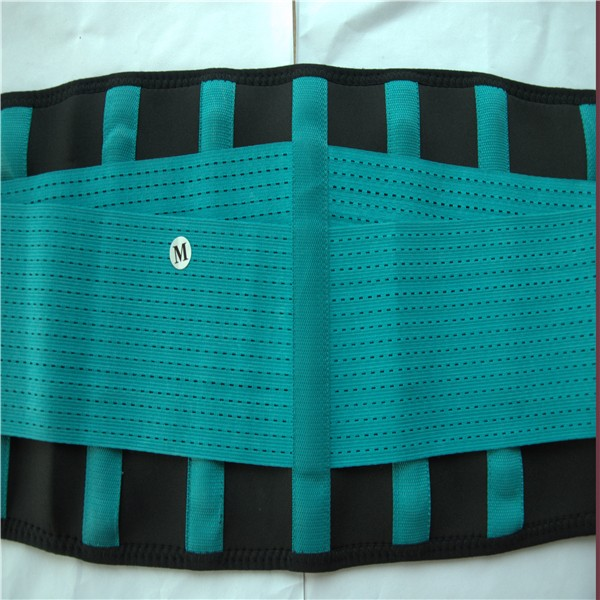 fitness lumbar protector equipment waist band trimmer back support CE&FDA approved