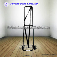 2 wheel folding lightweight luggage