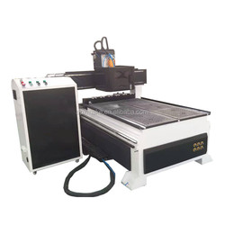Linear Auto 6 Tools Change Wood Door Making CNC Router Cutting 1325 ATC CNC Router