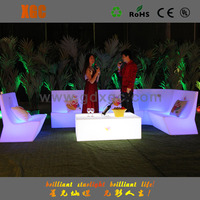 led bar outdoor sofa set leisure sofa
