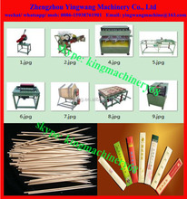 wood / bamboo toothpick manufacturing/ producing machine