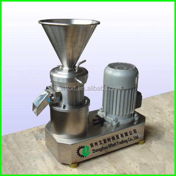Top quality sesame paste grinder/mill, food colloid mill