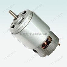 52mm micro motor with dc motor of TRS-9912PM of air pump