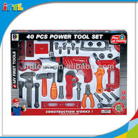 A542256 Young Boys Best Tool Toy Children Playing Tools
