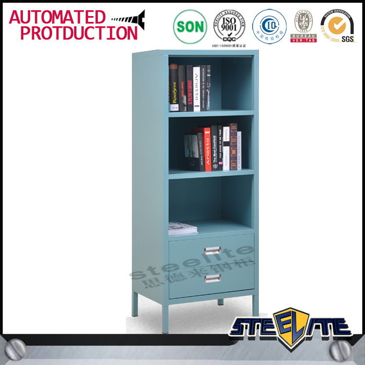 Home Furniture Modern 3 Tiers Bookcase European Style 2