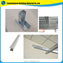 Competitive price galvanized Ceiling Steel Framing Studs