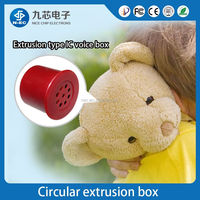 Hot selling recordable message customized voice sound module for plush toy