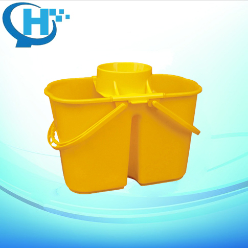 Easy clean portable Silicone Bucket for camping