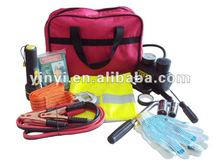 YYS12052 Auto roadside emergency kit with air compressor
