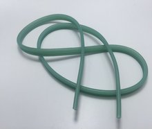 customized silicone extrusion profile rubber edging strips