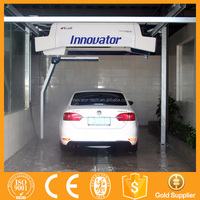 touch free automatic car wash with CE IT961