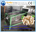cashew nut shell breaking machine