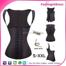 Alibaba China Garter Steel Boned Plus Size Waist Training Corset for Women