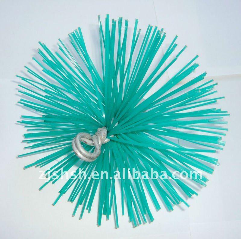 Chimenea cepillo de nylon cepillo de limpieza cepillo for Cepillo deshollinador chimeneas
