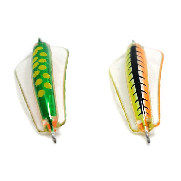 New Style Fishing Lure Devil Salmon Pike Walleye Bass Devil Lure