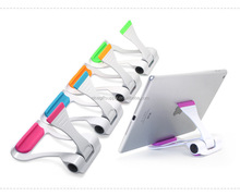 Creative Folding Desktop Office Base Flat Mobile Phone Stand