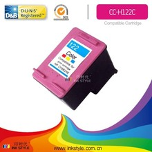 Remanufactured ink cartridge For HP 662 650 301 122 ink cartridge