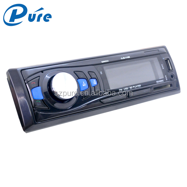 SD USB Player Cheap Car Audio MP3 Radio Car Stereo Player USB/SD/MP5/MP4/MP3 AUX In Player