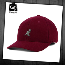 Winter woolen burgundy baseball cap supplier karachi