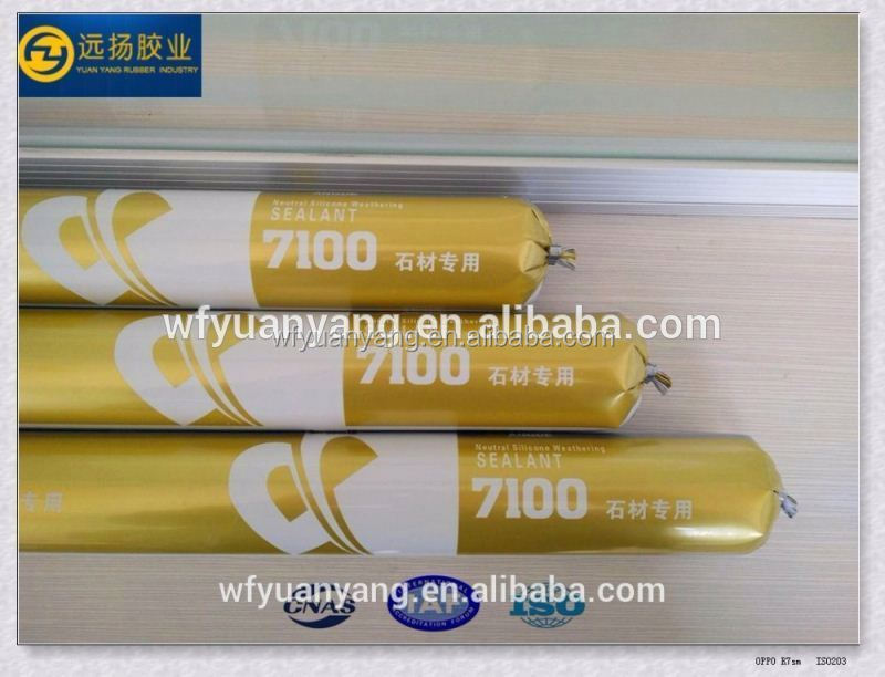 Multi-purose High Quality Silicone Sealant Empty Cartridge
