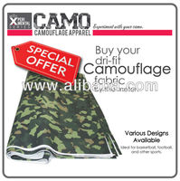 Sublimated Camo - Camouflage Printed Fabric by the Meter - Philippines