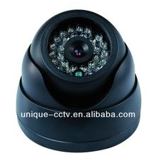 Sony CCD indoor dome security camera with auto gain control