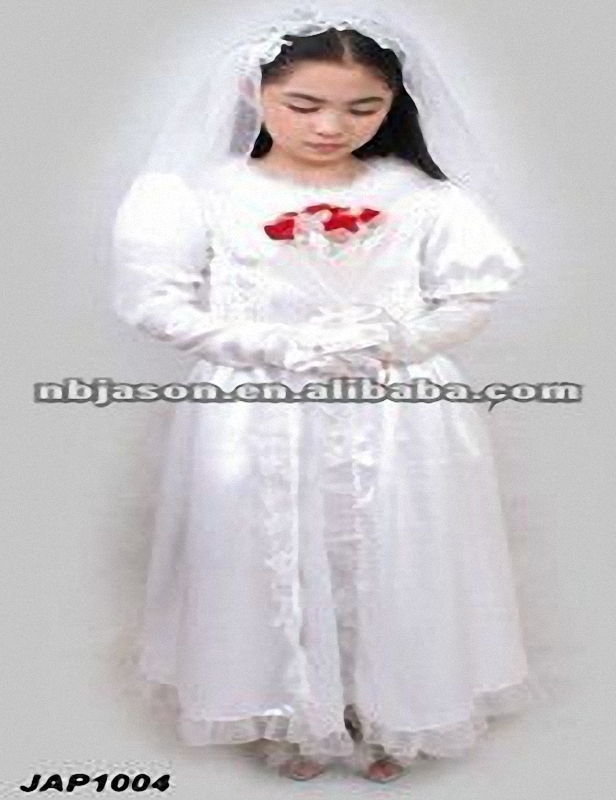 wedding costumes for child / flower girl /Party dress for girl