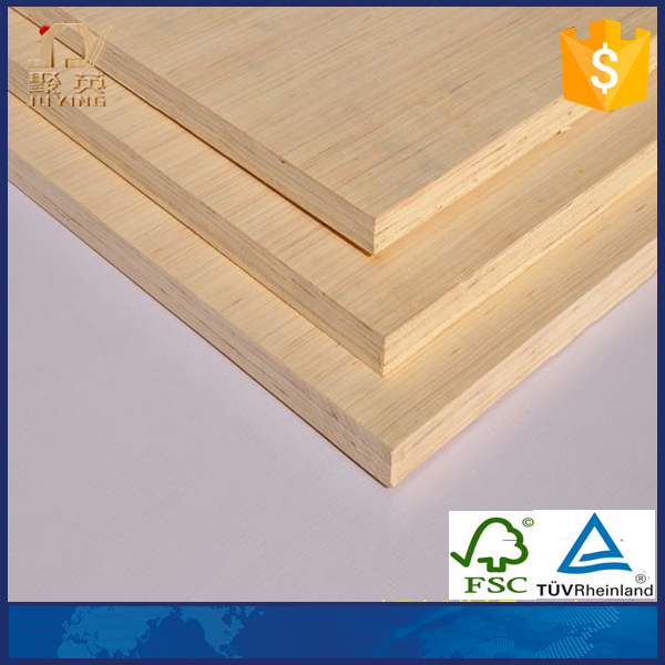 18mm Pine Wood Veneer Plywood Sheets Manufacturer