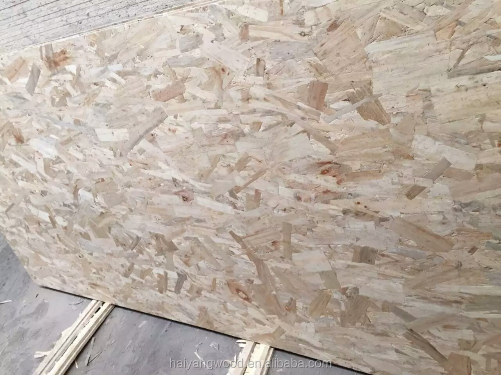 9mm OSB for construction from linyi professional factory of plywood