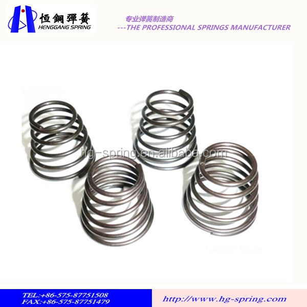High temperature springs with INCONELX-750, INCONEL718, Nimonic 90 material