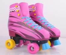 Classic Design Roller Skate Soy Luna Kids Quad Skates Shoes PVC Wheel