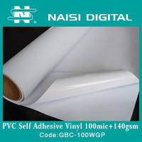 Self Adhesive PVC Vinyl For Computer Plotter Cut