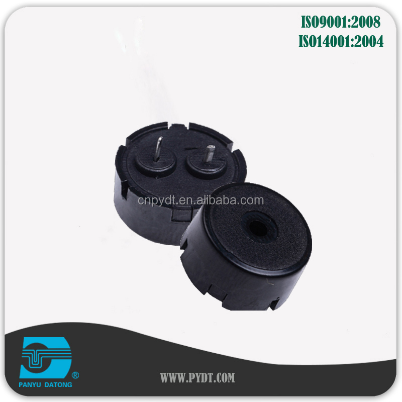 waterproof air condition piezoelectric buzzer with low voice