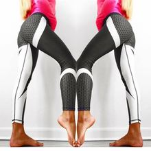 wholeasale Ladies Stretchy Gradient Printed <strong>Sports</strong> Walking Jogging Workout High Elastic Gym yoga Leggings