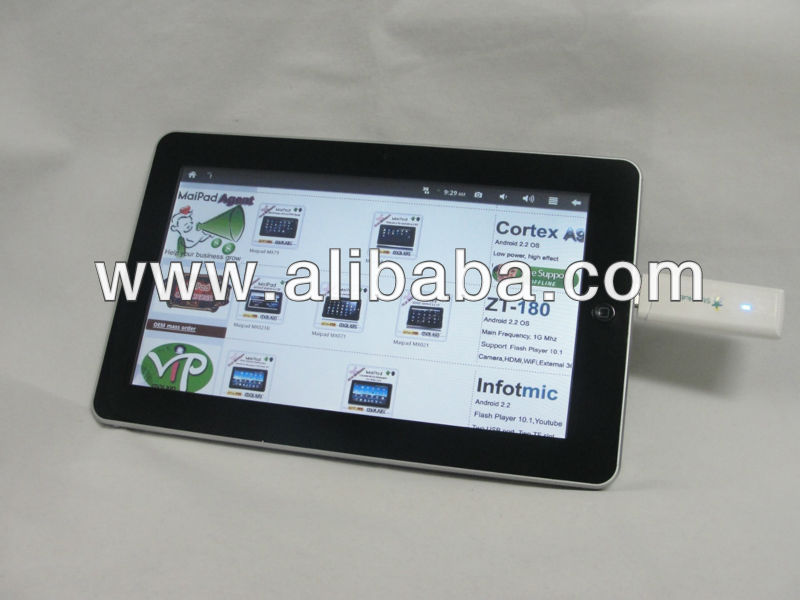 7INCH 5 POINTS CAPACITIVE TOUCH SCREEN