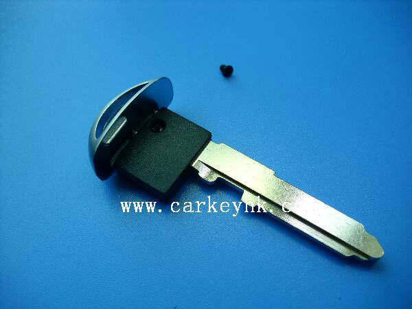 keyblade key for Mazda smart spare key blade