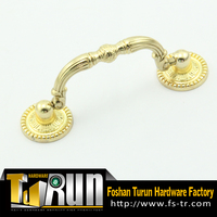 Factory Wholesale Zinc Decorative Handles For