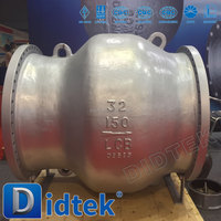 Top Quality Axial Flow Check Valve