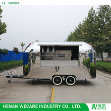 Modern Professional Snack Food Cart from China