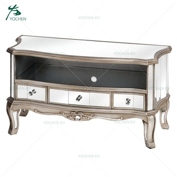Merveilleux French Provincial Furniture Entertainment Unit TV Stand