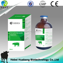 sex hormone Estradiol Benzoate Injection China alibaba